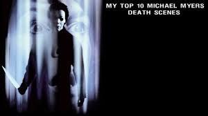 my top 10 michael myers kills hd youtube