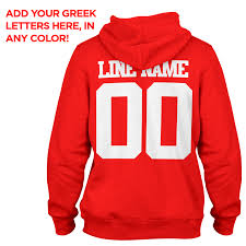 design your own custom greek letter hoodie u2013 letters greek apparel