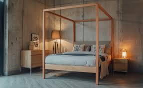 Contemporary Bed Frames Uk Solid Wood Beds U0026 Bedroom Furniture Natural Bed Company