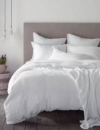 100 Linen Duvet Cover White Linen Duvet Cover Secret Linen Store