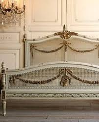 Eloquence One Of A Kind Vintage French Gilt Cane Louis Xvi Style Twin Bed Pair Oh My Antique French Cane Walnut Bed 1860 Furniture Wouldn U0027t You