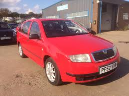 used skoda fabia 2003 for sale motors co uk