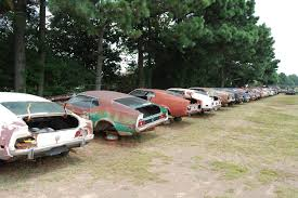 mustang salvage yard antique junk yards mustang salvage yards by anthony
