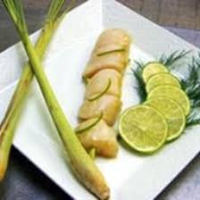 citronnelle cuisine recette brochettes de noix de jacques à la citronnelle et