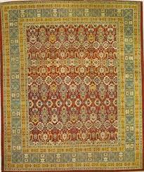19th century indian rug handmade pdf cross stitch pattern