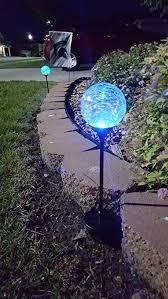solar led stake lights solar led landscape lights reviews solar garden stake lights 3 pack