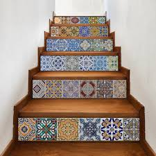 aliexpress com buy funlife church pattern diy stairway sticker