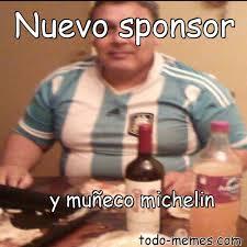 Michelin Memes - arraymeme de nuevo sponsor y mu祓eco michelin