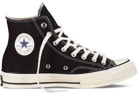 affordable converse chuck taylor all star 1970s hi top black sale