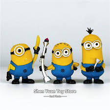 best 2016 new despicable me 2 minions toys ornament gift