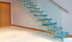Glass Banister Uk Staircases Glasgow Glass Staircase Design India Previousnext Glass