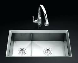 kohler smart divide undermount sink stainless kohler undermount kitchen sink kitchen sinks stainless steel sink
