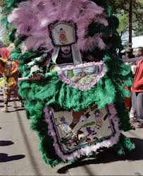 mardi gras indian costumes the festive costumes of the new orleans mardi gras indians vogue