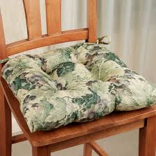 Dining Room Chair Cushions And Pads by Kitchen Chair Pads With Ties Gallery Also Banana Leaf Woven Side