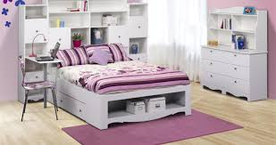 daybed white girls full size storage bed with stunning headboard