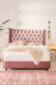 Pink Bed Frames Orange Home Apartment Furniture Outfitters