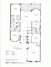 one story floor plans awesome one story luxury home floor plans new home plans design