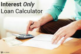 Auto Lease Calculator Spreadsheet Interest Only Loan Calculator Simple U0026 Easy To Use