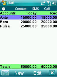 personal financial management software for symbian nokia 5800 n97