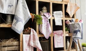 kitchen towel stone art style design living flour sack towels guides ideas for a simpler life
