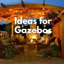 Backyard Landscape Lighting Ideas - landscape lighting ideas for gazebos in nc