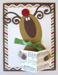 20 handmade christmas card ideas humor cards and punch art