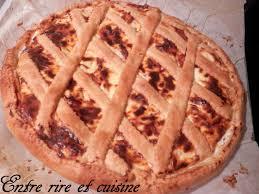 entre rire et cuisine tarte jambon ricotta à vous de jouer entre rire et cuisine