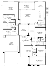 100 1 storey floor plan contemporary home design in one