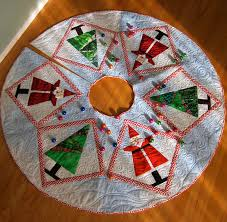 tree skirt pattern see how we sew