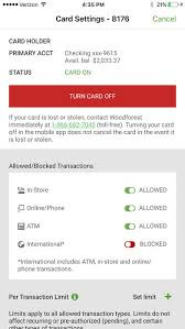 woodforest mobile banking on the app store