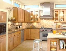 american woodmark kitchen cabinets american woodmark kitchen cabinets ray maple honey american woodmark