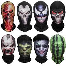 ghost glow mask popular ghost rider mask buy cheap ghost rider mask lots from