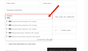 Fill In The Blank Us Map by How To Add Google Maps Autocomplete To Your Shopify Plus Checkout