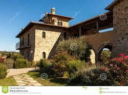 tuscany country house stock photo image 46148152