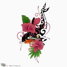 tattoo of orca and flowers dragon coverup tattoo custom tattoo