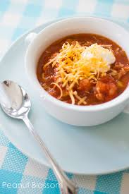 light and healthy chicken chili with no beans
