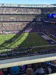 Metlife Stadium Map Metlife Stadium Section 338 Home Of New York Jets New York Giants