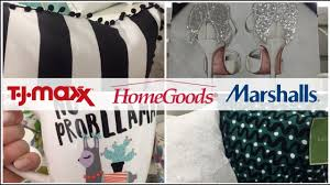 shop with me 2017 at homegoods marshalls tjmaxx home decor 8