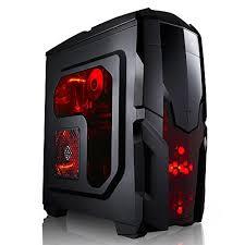 ordinateur de bureau en wifi megaport unité centrale pc gamer 4 amd a8 7600 4x 3 10 ghz