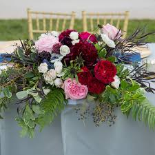 wedding florist flowers ivory beau