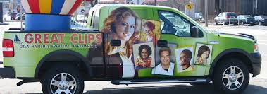 vehicle wraps turns your vehicle into mobile billboard applied