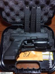 laser light combo for glock 22 armslist for sale glock 22 40 cal gen 4 with streamlight tac