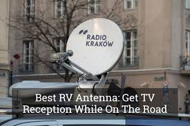 Radio Antennas For Rvs Best Rv Antenna Get Tv Reception While On The Road Update 2017