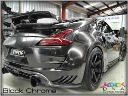 black chrome dna custom paints