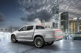 future mercedes truck mercedes benz x class concept makes its mark automobile magazine