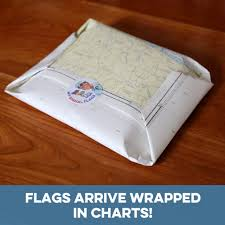 Nautical Code Flags W