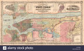 New York Counties Map New York City Map Stock Photos U0026 New York City Map Stock Images