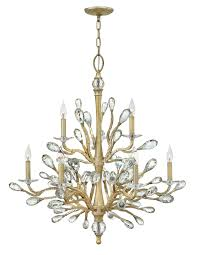 Ivory Chandelier Statement Chandeliers Traditional Home