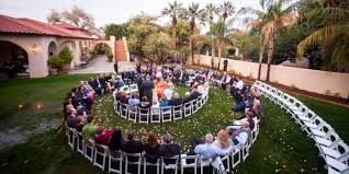 wedding venues in az outdoor wedding venues az wedding ideas