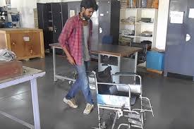 Stephen Hawking Chair Inspired By Stephen Hawking Bihar Boy Makes Voice Controlled